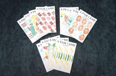 A Fair Land publications (set of 4)