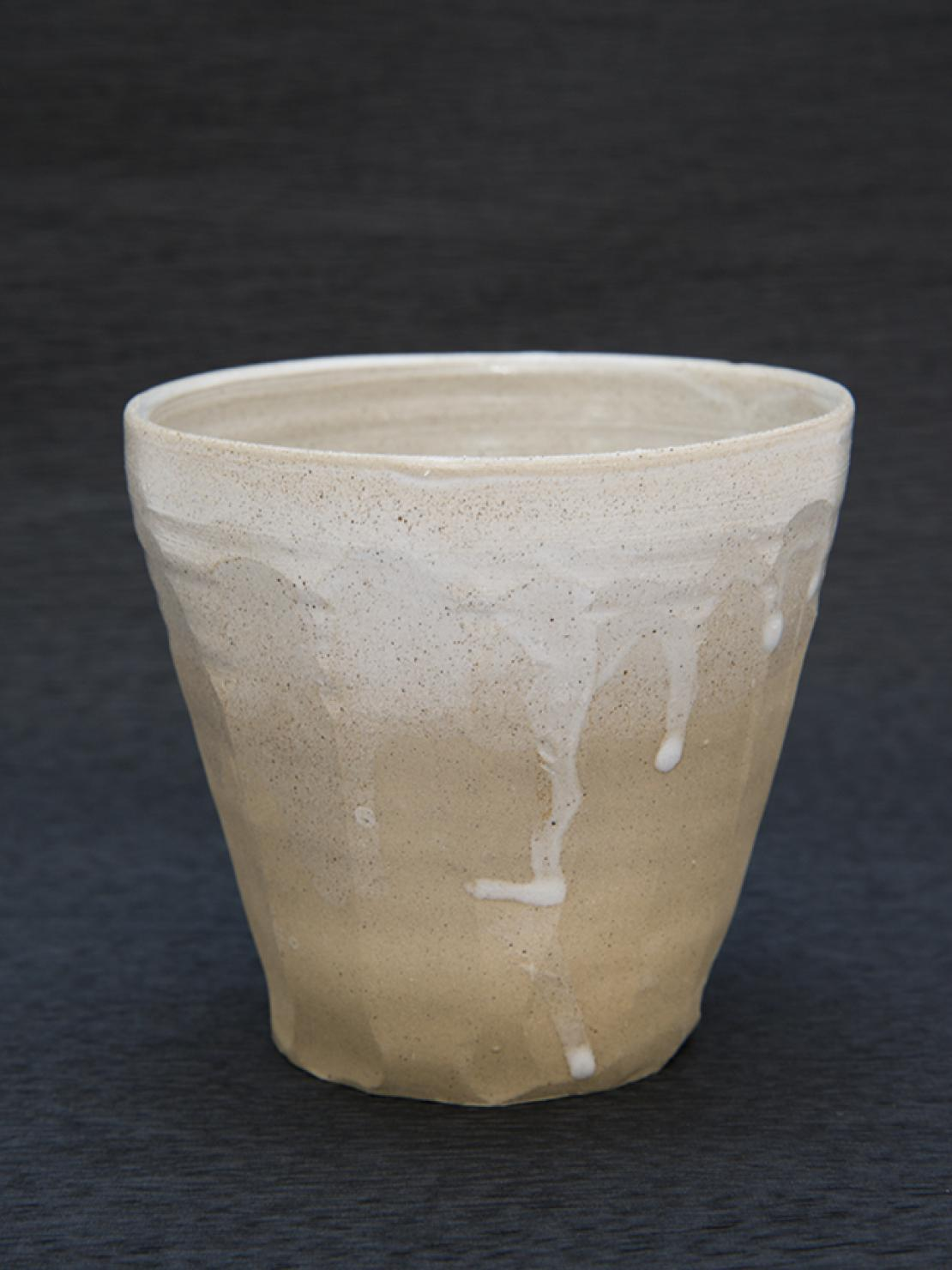 Peeled cup