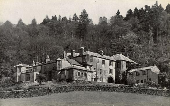 Brantwood%2C+Coniston.+Home+of+John+Ruskin+and+now+museum+